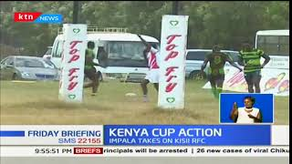 Nakuru RFC make quick changes set to over turn their defeat KCB as they head to Black Blad