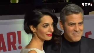 У Амаль и Джорджа Клуни родилась двойня