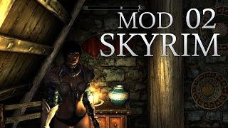 Skyrim Mod - TERA Armor Collection - CBBE - standalone