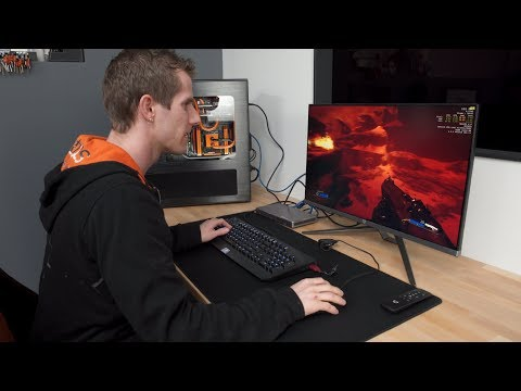 CHEAP Korean 144Hz Gaming Monitor – Classic Unboxing