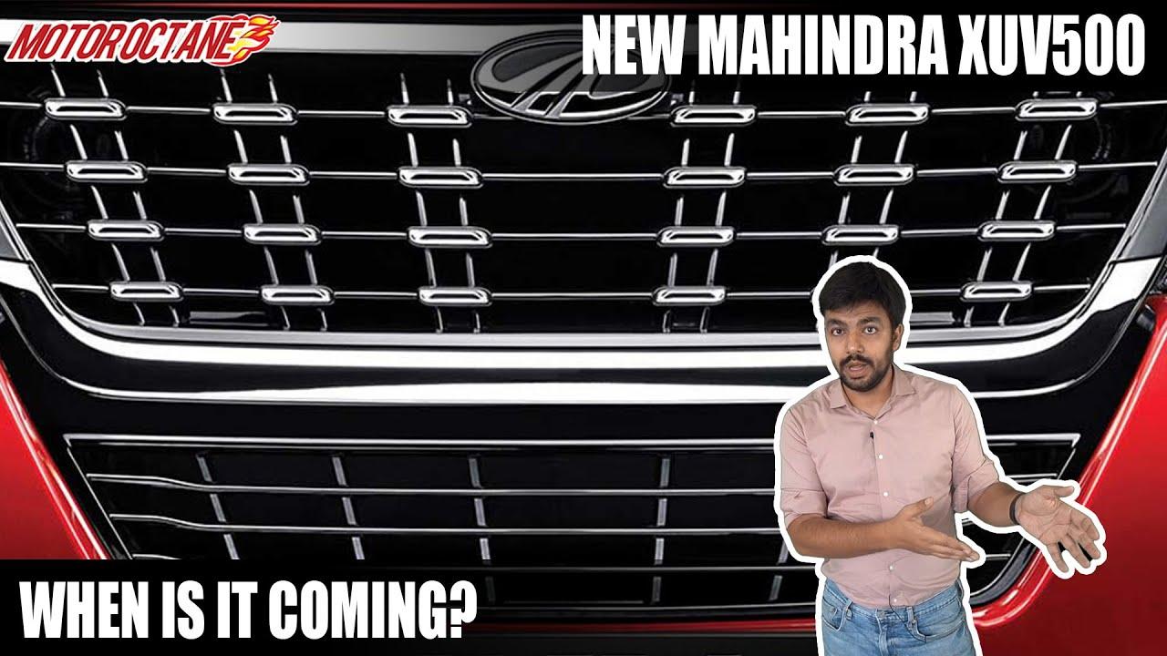 Motoroctane Youtube Video - New Mahindra XUV500 - When is it coming?