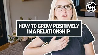 What to do when your partner is unsupportive | Mel Robbins