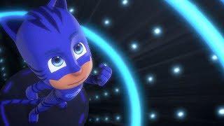 PJ Masks Super Pigiamini ⭐ Rallenta, Gattoboy! ⭐ Nuovi Episodi | Cartoni Animati