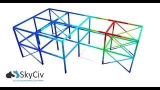 SkyCiv Structural 3D video