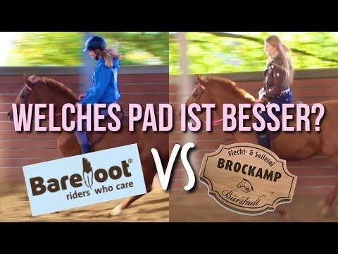 BAREFOOT vs BROCKAMP Pad