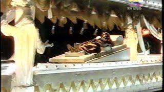Señor Sepultado del Calvario 2005 Viernes Santo Transmision canal 3 Guatemala