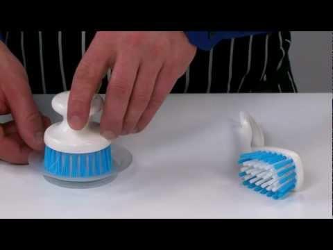 Video TESCOMA kartáč na nádobí CLEAN KIT 2