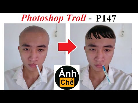 Ảnh Chế  💓 Photoshop Troll (P 147), James Fridman