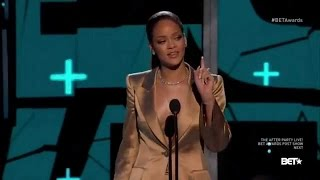 Rihanna - Bitch Better Have My Money (BET Awards 2015 - Clip)