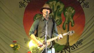Todd Snider ~ The Ballad of the Kingsman ~ Whispering Beard Folk Festival 2011
