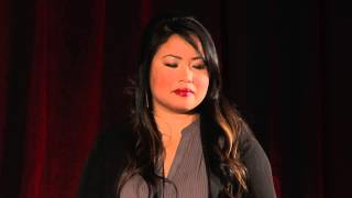 Breaking my silence -- healing thrives in conversation | Jodie Ortega | TEDxRenfrewCollingwood