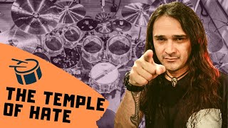 ANALISANDO: AQUILES PRIESTER - The Temple Of Hate (Angra)