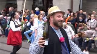 Sechseläuten-Sächsilüüte 2019- Zürich