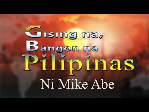 Gising na, Bangon na Pilipinas - Kasama si Mike Abe  (October 17, 2019)