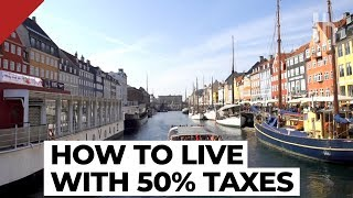What It's Like to Pay 50% of Your Income in Taxes