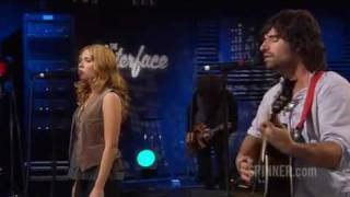"""Pete Yorn and Scarlett Johansson performing """"I Don't Know What To Do"""" from the Break Up album"""