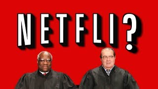 'Netflick' & 'What's HBO?' - Should Supremes Know Things? thumbnail