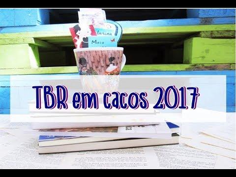 TBR em Cacos 2017 | Passos entre Linhas
