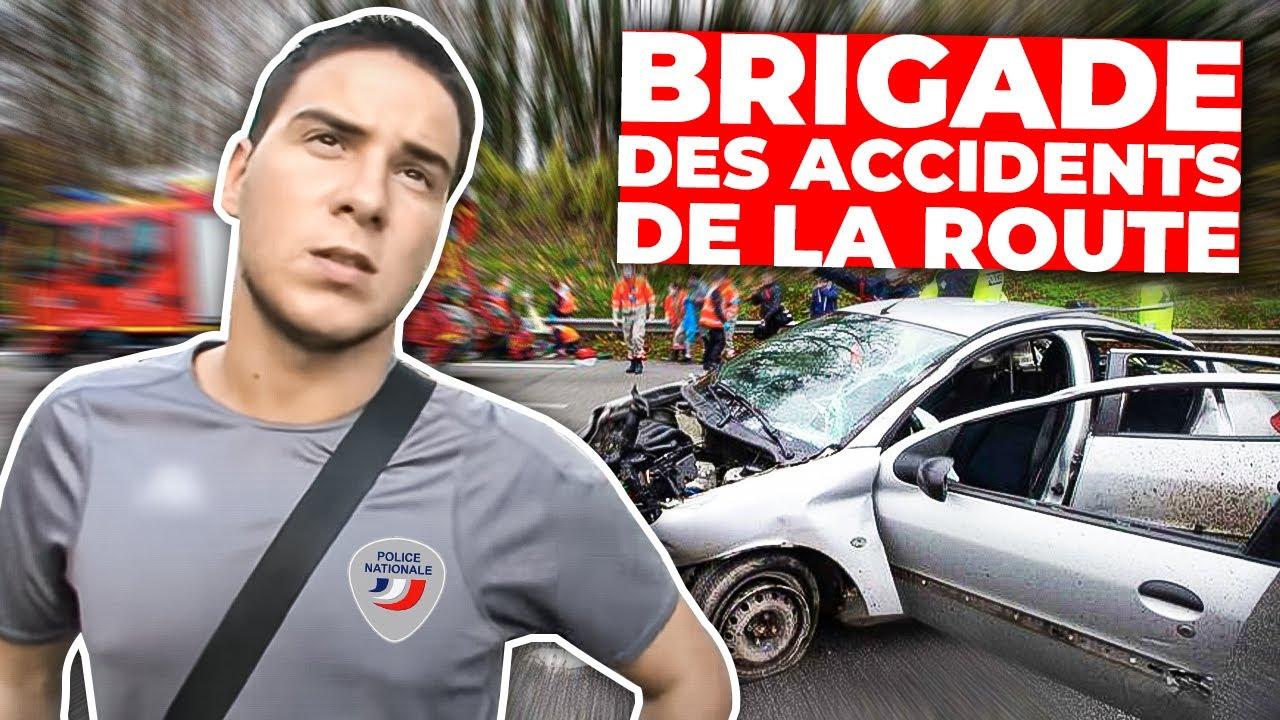 Brigade des accidents de la route : Paris sous haute tension