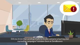 ZeroBounce - Vídeo