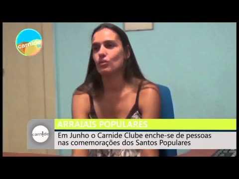 Ep62 - Entrevista com Tânia Estronca - Carnide Clube