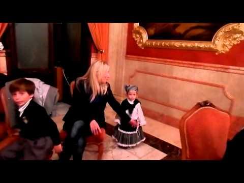 Baile de disfraces de la castañera   Casino Torrevieja 16 11 2012