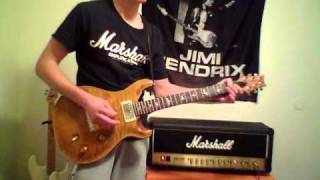 Jimi Hendrix Voodoo Child Cover
