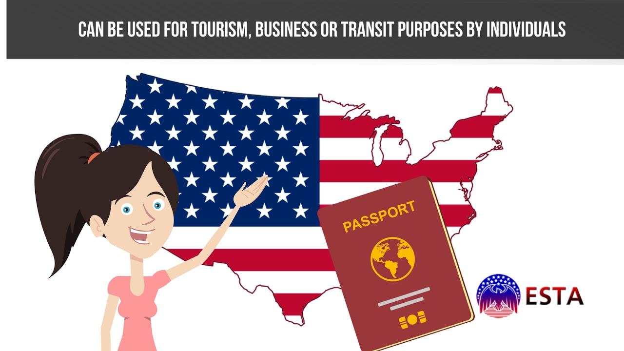Electronic Visa for USA