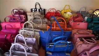 I AM A MESS | 2020 SPRING & SUMMER COLLECTION MICHAEL KORS COACH | BONUS FOOTAGE AT END OF VIDEO