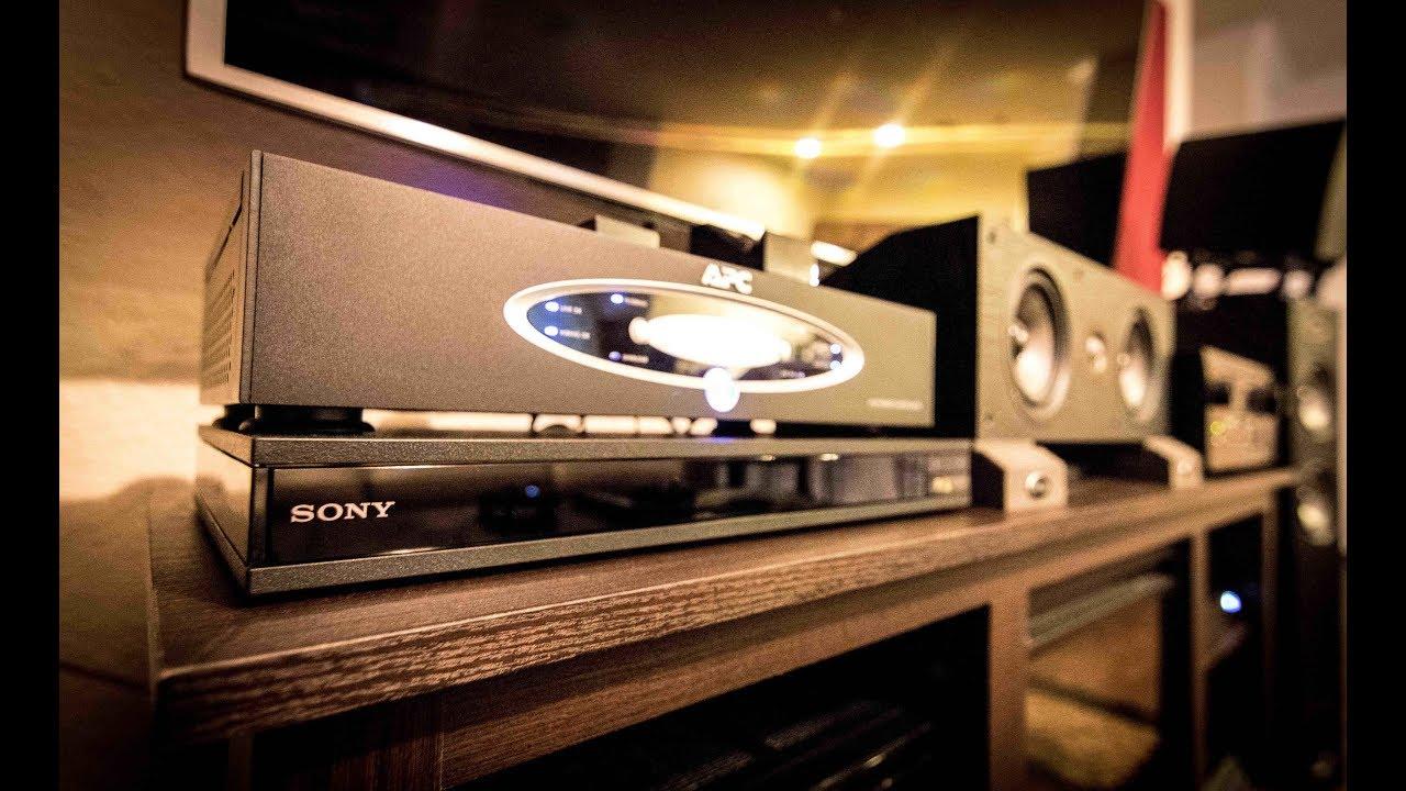The BEST 4K Blu Ray Player UNDER $300!! 2018 - Sony UBP-X800