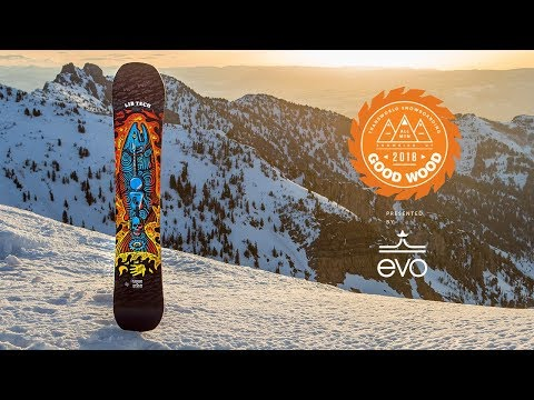 Lib Tech E. Jack Knife – Good Wood Reviews : Best Men's All Mountain Snowboards of 2017-2018