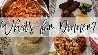WHAT'S FOR DINNER? | Our week of family meals | Cook Clean And Repeat
