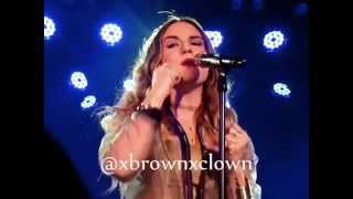 JoJo - The happy song live (At IamJoJoTour Los Angeles)