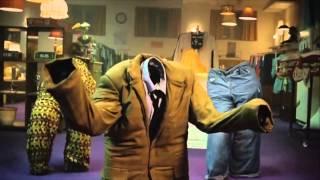 Cadburys Dancing Clothes 90 Second Charity Shop