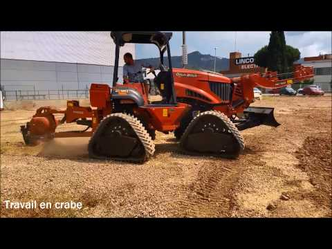 Hublart achète la nouvelle RT120 Quad de Ditch Witch