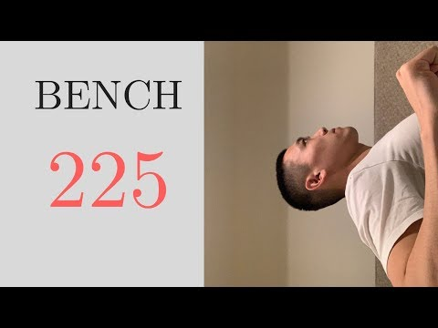 Strength Training Advice – How to increase your bench press in 2019