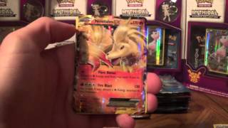 Opening 36 XY Generations Booster packs!  From Mythical Mew *** 18 EX's Pulled ***
