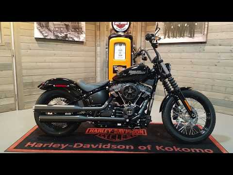 2020 Harley-Davidson Street Bob® in Kokomo, Indiana - Video 1
