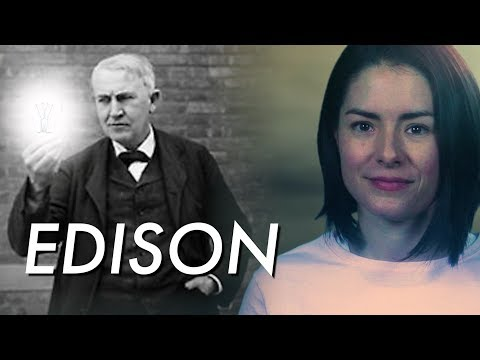 Who is Thomas Edison?    Biography of Thomas Edison