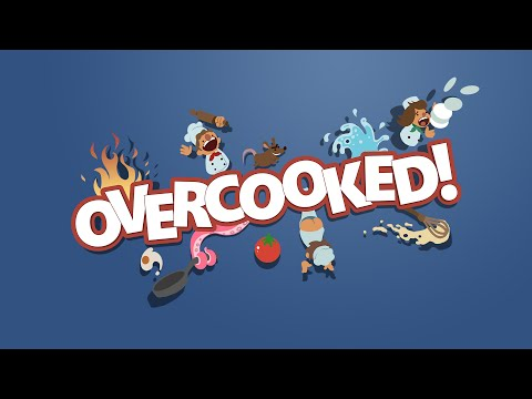Overcooked Announcement Trailer thumbnail