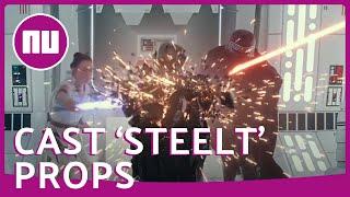 Cast van nieuwe Star Wars-film 'stal' spullen van set | NU.nl