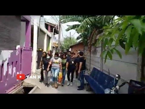 Penggerebekan Rumah Ratu Ekstasi Kampung Bahari Tanjung Priok