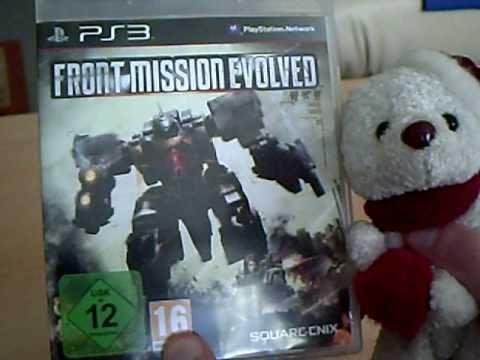 Front Mission Evolved Playstation 3