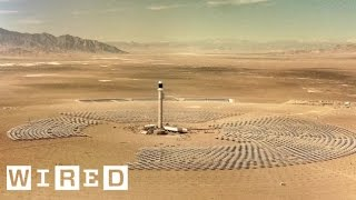 Crescent Dunes Solar Energy Project Part 1: The Facility-The Window-WIRED