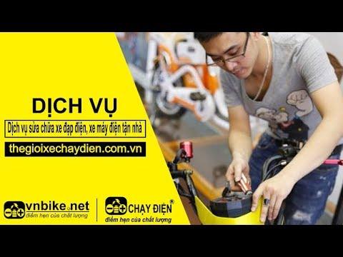 Dịch vụ sửa chữa xe đạp điện, xe máy điện tại nhà