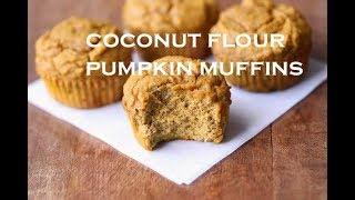 easy paleo pumpkin muffins almond flour
