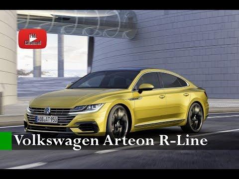 Volkswagen ARTEON R Line Design Preview HIGHLIGHT CONCEPT | 0229
