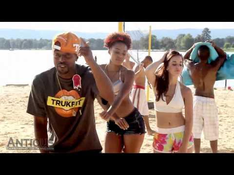 Goldfinger Production$ - C-Grimey - Catch Me (Official Video)