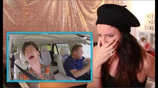 Vocal Coach REACTS To HARRY STYLES  CARPOOL