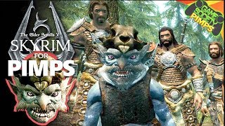 The Great Gay Race | Skyrim for Pimps (S7E14)